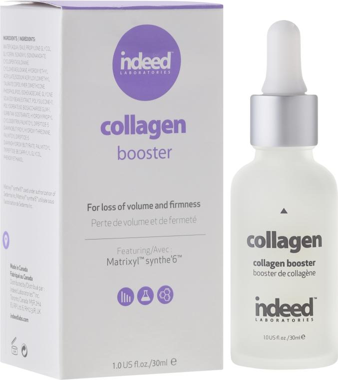 Pleťový booster - Indeed Labs Collagen Booster   Makeup.cz