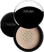 Parfémy, Parfumerie, kosmetika Fixační pudr na obličej - NoUBA Nuvola