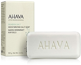 Parfémy, Parfumerie, kosmetika Mýdlo ze soli z Mrtvého moře - Ahava Moisturizing Salt Soap