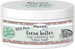 Parfémy, Parfumerie, kosmetika Kakaové máslo - Nacomi Natural Kakao Butter
