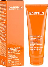 Parfémy, Parfumerie, kosmetika Tělový ochranný krém proti stárnutí - Darphin Soleil Plaisir Anti-Ageing Suncare SPF 30