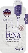 Parfémy, Parfumerie, kosmetika Osvětlující maska na obličej s aminokyselinami - Mediheal R:NA Whitening Proatin Mask