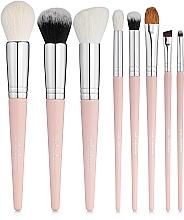 Parfémy, Parfumerie, kosmetika Sada štětců na make-up Must Have. Pink, 8 ks - Colordance