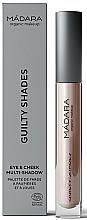 Parfémy, Parfumerie, kosmetika Stíny na oči a tváře - Madara Cosmetics Guilty Shades Eye & Cheek Multi Shadow