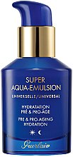 Parfémy, Parfumerie, kosmetika Univerzální hydratační emulze proti stárnutí pro zralou pleť - Guerlain Super Aqua Universal Emulsion