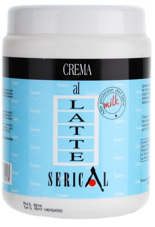 Krém-maska s mléčnými proteiny - Pettenon Serical