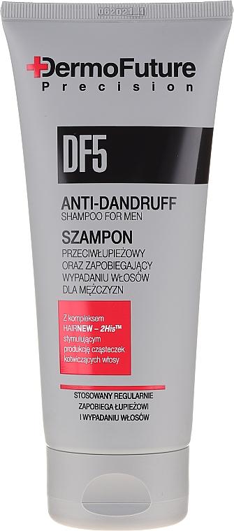 Šampon pro muže proti lupům - DermoFuture Shampoo For Men Against Dandruff