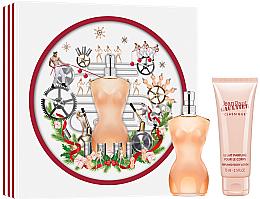 Parfémy, Parfumerie, kosmetika Jean Paul Gaultier Classique - Sada (edt/50ml + b/lot/75ml)