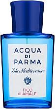 Parfémy, Parfumerie, kosmetika Acqua di Parma Blu Mediterraneo Fico di Amalfi - Toaletní voda