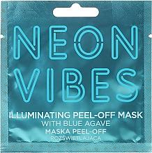Parfémy, Parfumerie, kosmetika Maska na obličej - Marion Neon Vibes Illuminating Peel-Off Mask