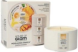 Parfémy, Parfumerie, kosmetika Aromatická svíčka - House of Glam Mango Delight Candle