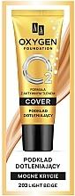 Parfémy, Parfumerie, kosmetika Make-up - AA Oxygen Cover Foundation