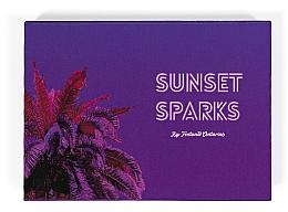 Parfémy, Parfumerie, kosmetika Paleta očních stínů - Fontana Contarini Sunset Sparks Eyeshadow Palette