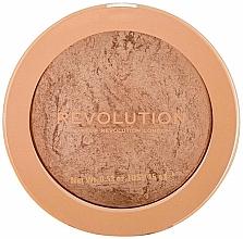 Parfémy, Parfumerie, kosmetika Bronzer na obličej - Makeup Revolution Reloaded Powder Bronzer