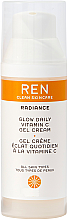 Parfémy, Parfumerie, kosmetika Denní krém na obličej s vitamínem C - Ren Radiance Glow Daily Vitamin C Gel Cream Moisturizer