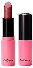 Parfémy, Parfumerie, kosmetika Lesklá rtěnka - Oriflame OnColour Shimmer Lipstick