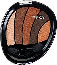 Parfémy, Parfumerie, kosmetika Oční stíny - Deborah Perfect Smokey Eye Palette