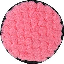 Parfémy, Parfumerie, kosmetika Opakovaně použitelná kosmetická houbička na odličování, růžová - Lash Brow