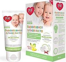 Parfémy, Parfumerie, kosmetika Dětská zubní pasta Jablko-Banán, 0-3 roky - SPLAT Kids