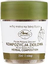 Parfémy, Parfumerie, kosmetika Peeling na obličej - Jadwiga Herbal Composition Peeling
