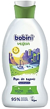 Parfémy, Parfumerie, kosmetika Hypoalergenní pěna do koupele - Bobini Vegan