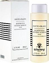 Parfémy, Parfumerie, kosmetika Pleťové mléko-tonikum s bělicím efektem - Sisley Phyto-Blanc Lightening Toning Lotion