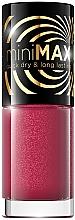 Parfémy, Parfumerie, kosmetika Lak na nehty - Eveline Cosmetics Mini Max