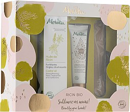 Parfémy, Parfumerie, kosmetika Sada - Melvita Beauty For Your Hands Set (h/cr/30ml + h/f/oil/50ml + nail/file/1pcs)