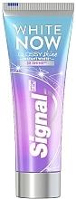 Parfémy, Parfumerie, kosmetika Bělicí zubní pasta - Signal White Now Glossy Shine Toothpaste