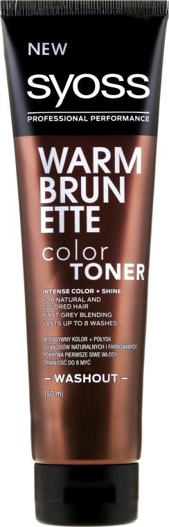 Tónovací barva na vlasy - Syoss Color Toner