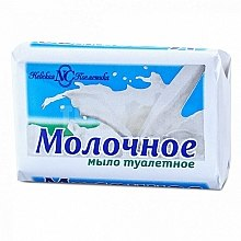 Parfémy, Parfumerie, kosmetika Toaletní mýdlo Mléčné - Neva Cosmetics