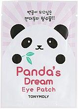 Parfémy, Parfumerie, kosmetika Maska pro plet' kolem oči - Tony Moly Pandas Dream Eye Patch