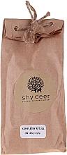 Parfémy, Parfumerie, kosmetika Sada - Shy Deer (peel/50ml + elixir/5ml + intimate/gel/5ml + b/balm/10ml + h/cr/5ml + b/balm/5ml + b/balm/10ml + b/milk/5ml)