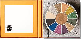 Parfémy, Parfumerie, kosmetika Paleta na líčení - Milani Salt-N-Pepa Very Necessary Eyeshadow And Highlighter Palette