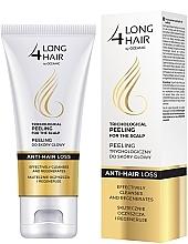 Parfémy, Parfumerie, kosmetika Trichologický peeling na pokožku hlavy proti vypadávání vlasů - Long4Lashes by Oceanic Anti-Hair Loss Trichological Peeling For The Scalp