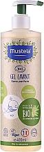 Parfémy, Parfumerie, kosmetika Mycí gel na tělo a vlasy bez parfemace - Mustela Bio Organic Cleansing Gel