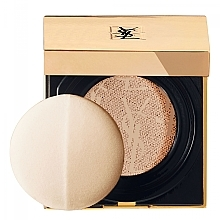 Parfémy, Parfumerie, kosmetika Rozjasňující tekutý make-up v houbičce - Yves Saint Laurent Touche Eclat Le Cushion