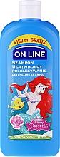 """Parfémy, Parfumerie, kosmetika Šampon """"The Little Mermaid"""" - On Line Disney The Little Mermaid Shampoo"""