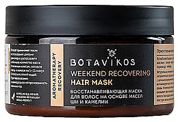 Parfémy, Parfumerie, kosmetika Obnovující vlasová maska - Botavikos Recovery Hair Cream-Mask