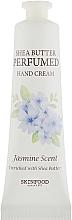 Parfémy, Parfumerie, kosmetika Krém na ruce - Skinfood Shea Butter Perfumed Hand Cream Jasmine Scent