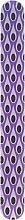 Parfémy, Parfumerie, kosmetika Pilník na nehty 2061, fialový - Donegal
