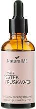 Parfémy, Parfumerie, kosmetika Olej ze semen jahody - NaturalME