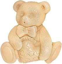 "Parfémy, Parfumerie, kosmetika Glycerinové mýdlo ""Medvídek"" - Bulgarian Rose Natural Glycerin Fragrant Soap Pooh Teddy Bear"