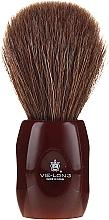 Parfémy, Parfumerie, kosmetika Holicí štětec 12705 - Vie-Long Peleon Horse Hair Shaving Brush Red Handle