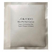 Parfémy, Parfumerie, kosmetika Peelingové disky proti stárnutí - Shiseido Bio Performance Super Exfoliating