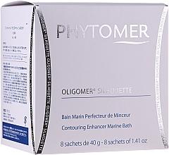 Parfémy, Parfumerie, kosmetika Mořská sůl do koupele s konturovacím účinkem - Phytomer Oligomer Silhouette Contouring Enhancer Marine Bath