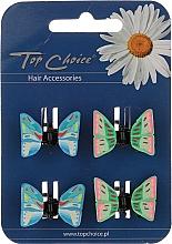 Parfémy, Parfumerie, kosmetika Spony do vlasů 4 ks, 24764 - Top Choice
