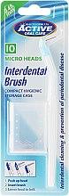 Parfémy, Parfumerie, kosmetika Zubní kartáček + 10 trysek - Beauty Formulas Interdent Brush with 10 Micro Heads