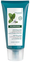 Parfémy, Parfumerie, kosmetika Balzám na vlasy - Klorane Anti-Pollution Protective Conditioner With Aquatic Mint