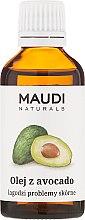 Parfémy, Parfumerie, kosmetika Avokádový olej - Maudi